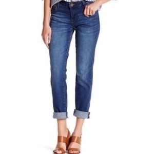 KUT from the Kloth Katy Slim Boyfriend Jeans